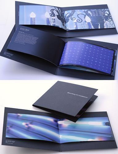画册设计设计应体现哪些信息