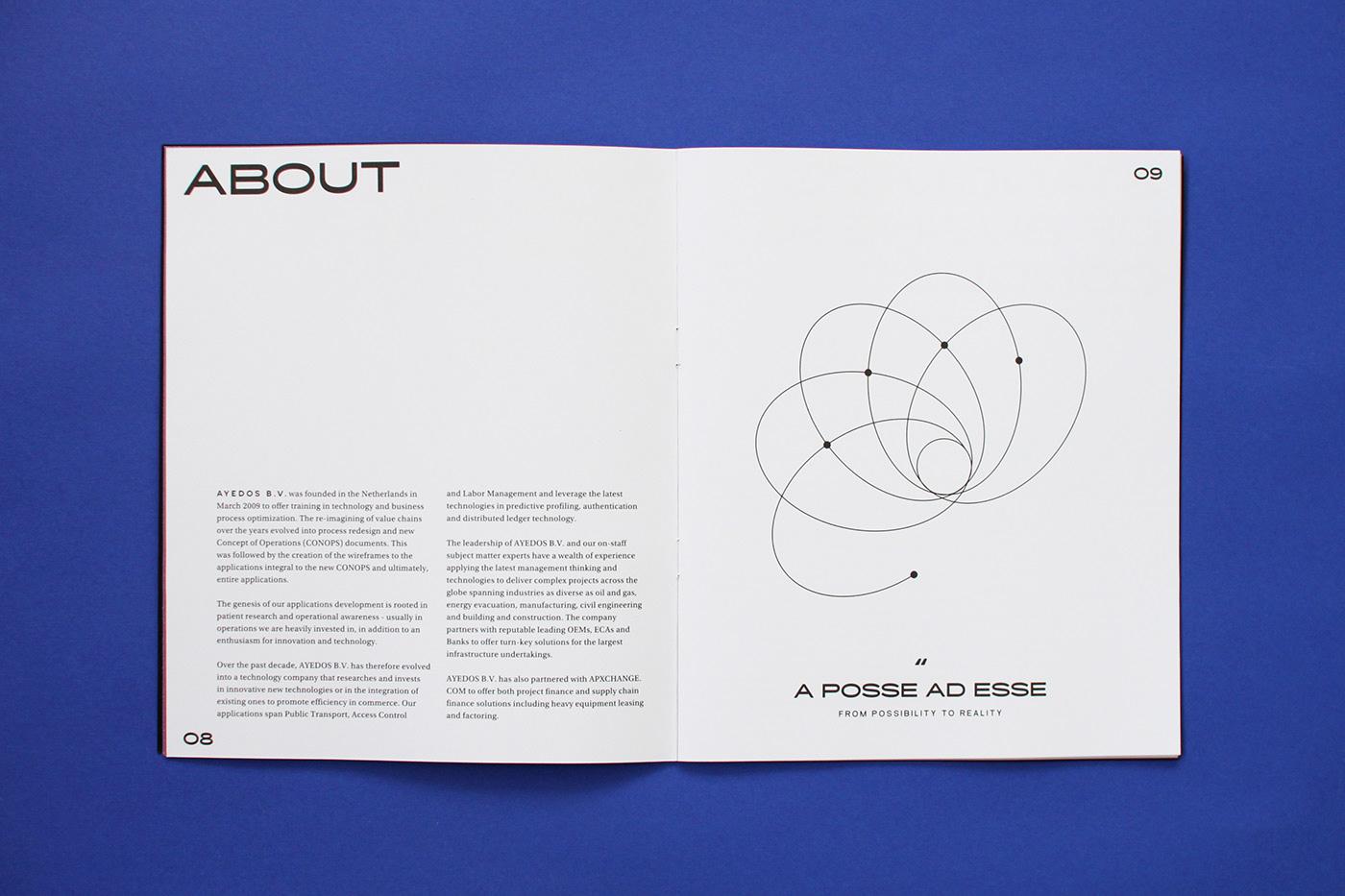 专业严谨的科技宣传册设计-3