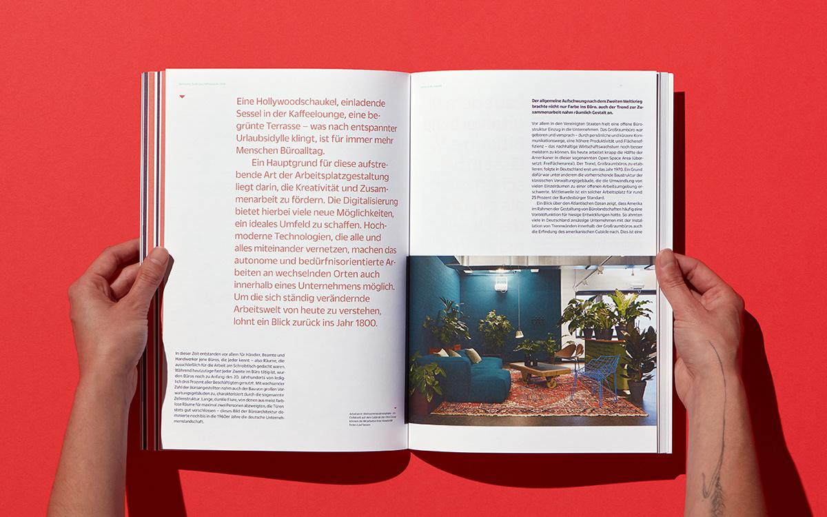 集团画册设计,简约舒服