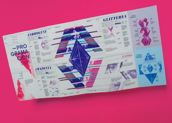产品宣传单排版设计