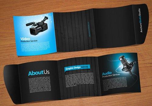 创意画册设计欣赏-2