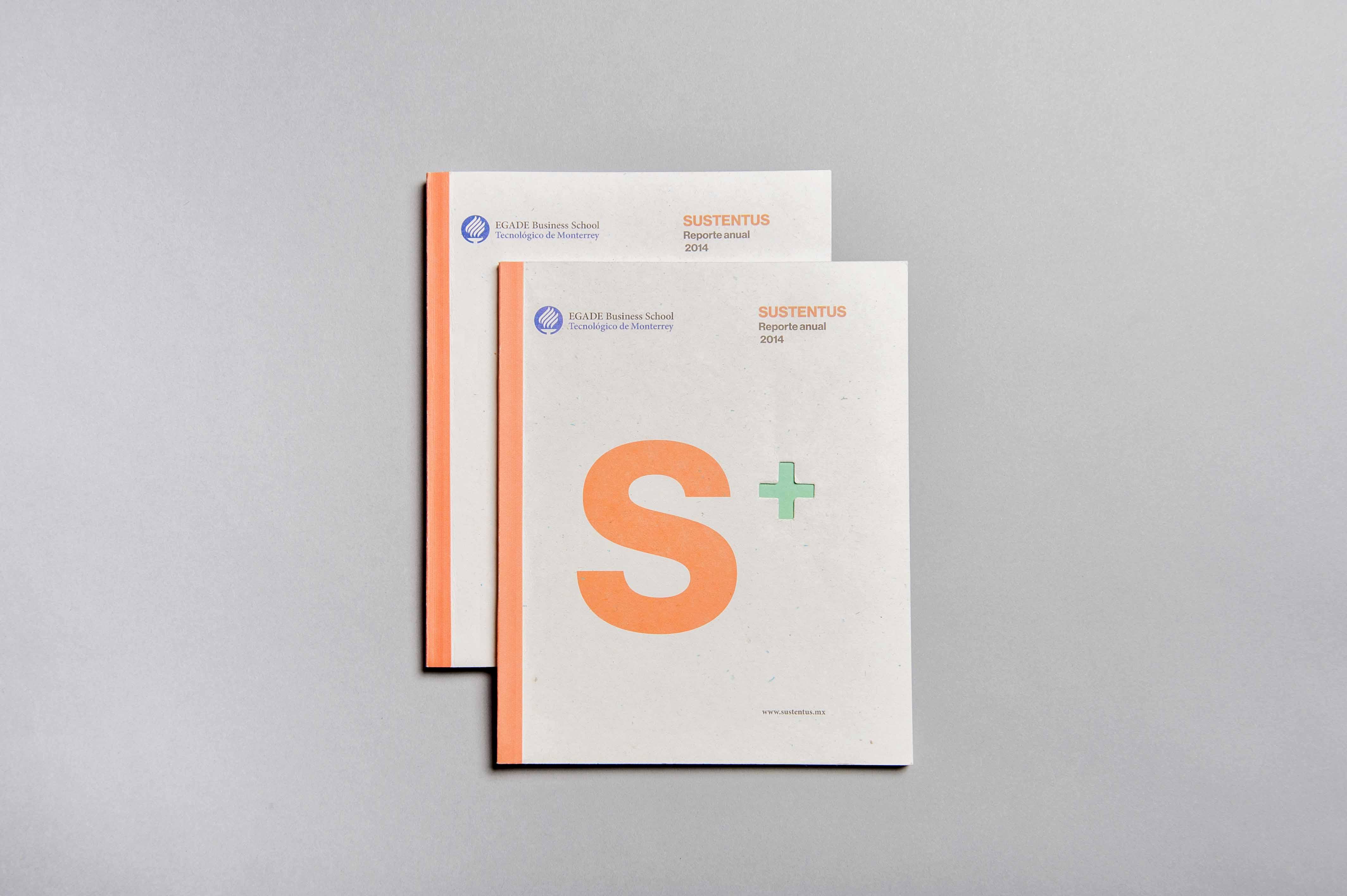 商学院宣传册设计欣赏