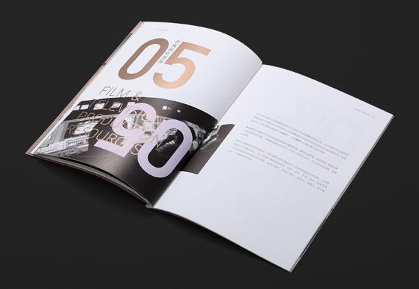 宣传页印刷设计欣赏