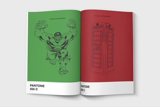 国外优秀画册设计作品-2