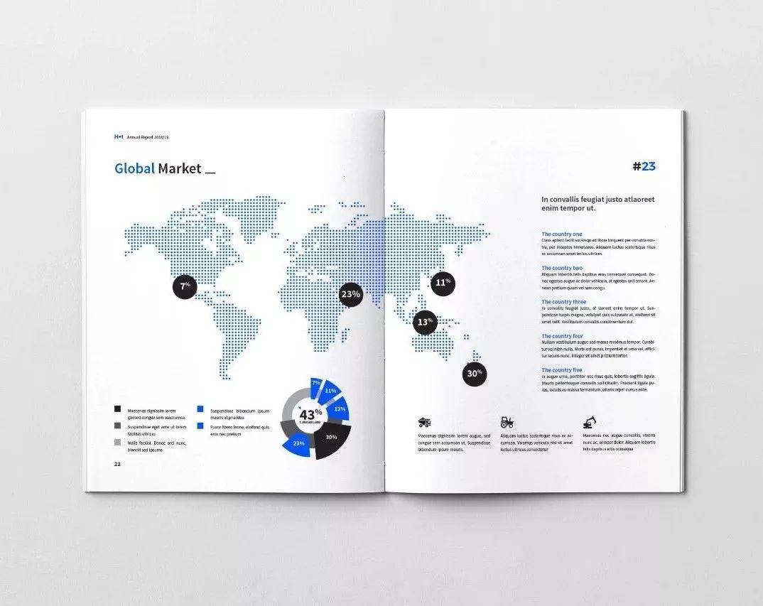 企业宣传册设计欣赏