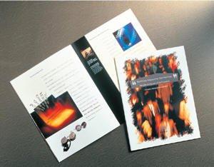中国风格宣传画册怎么制作