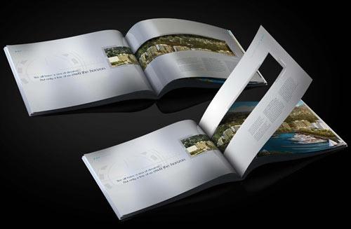 济南画册设计欣赏