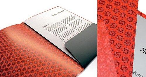 佛山画册设计案例:蓝色科技宣传册设计-7