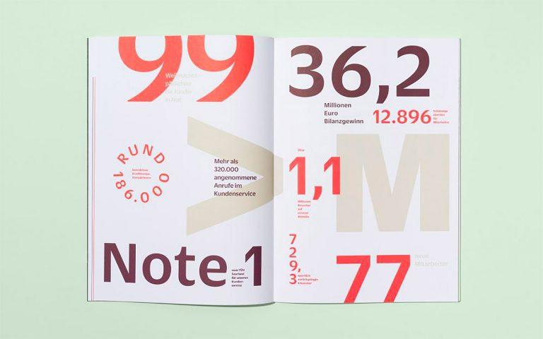银行年报画册设计