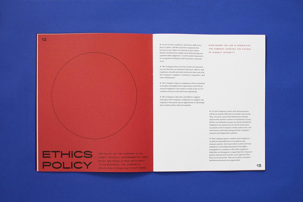 专业严谨的科技宣传册设计-4