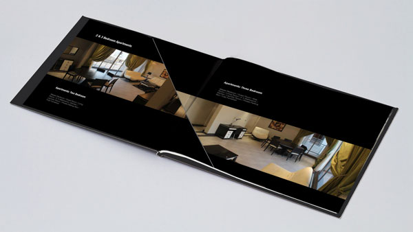 济南画册设计分享现代风格画册设计-3