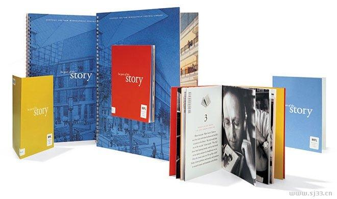 设计公司宣传册公司样本设计