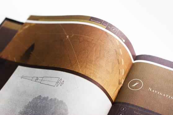 大连画册设计创意画册设计欣赏