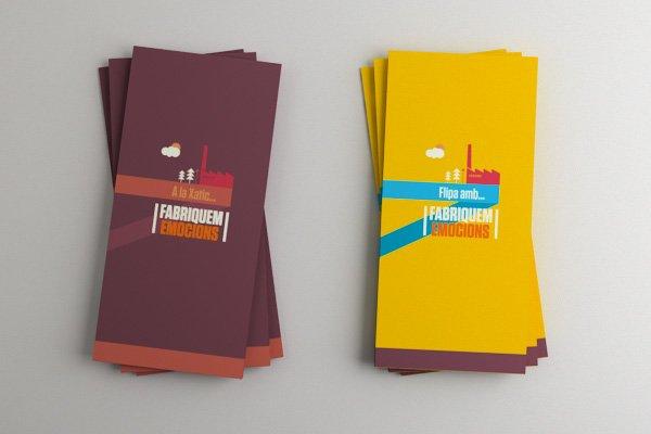 创意折页画册设计