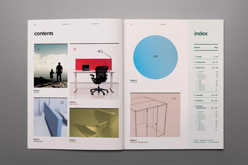 公司宣传海报,画册目录设计