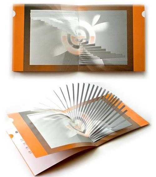 优秀宣传册设计欣赏-2