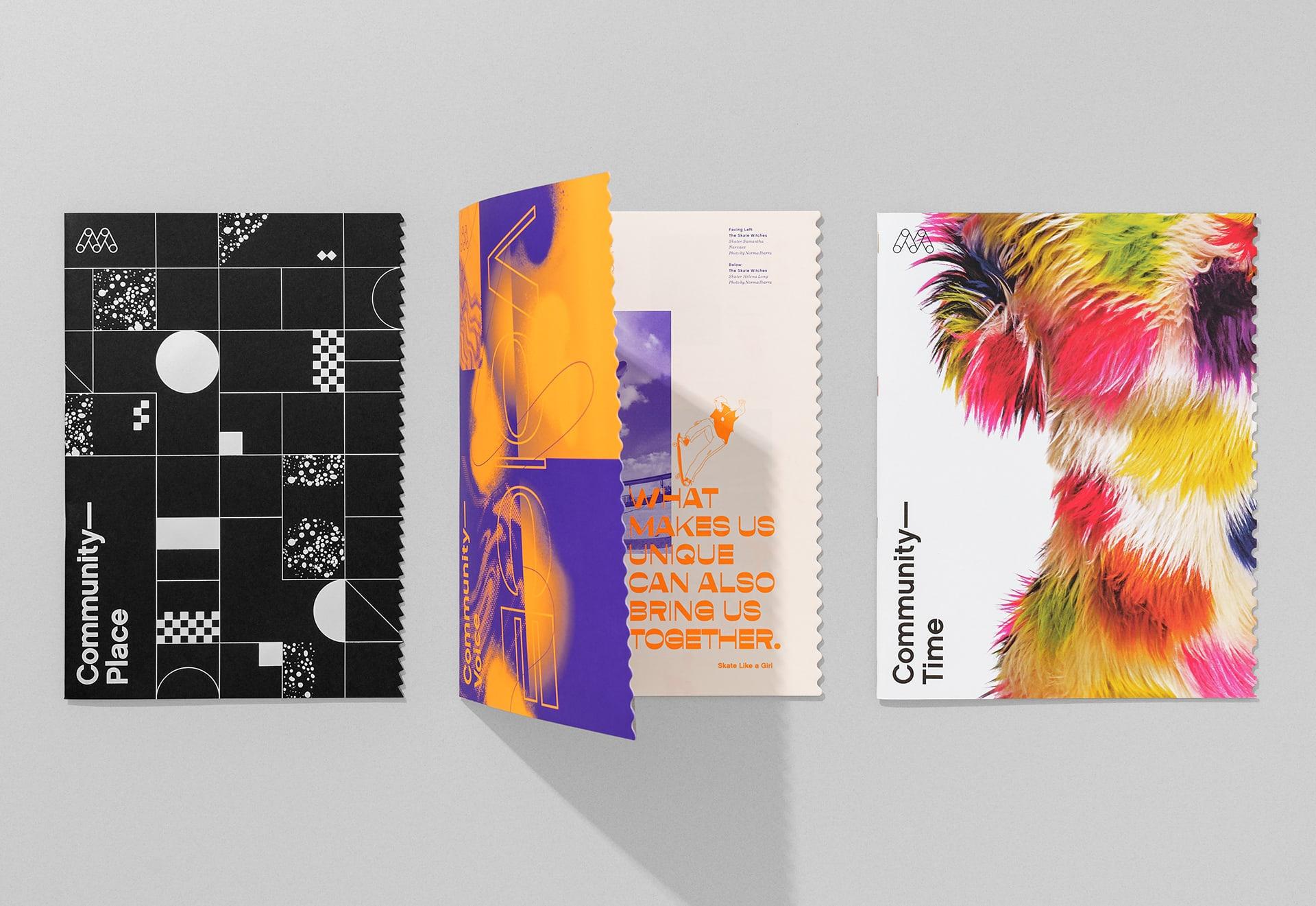 期刊杂志版面设计,画册设计制作