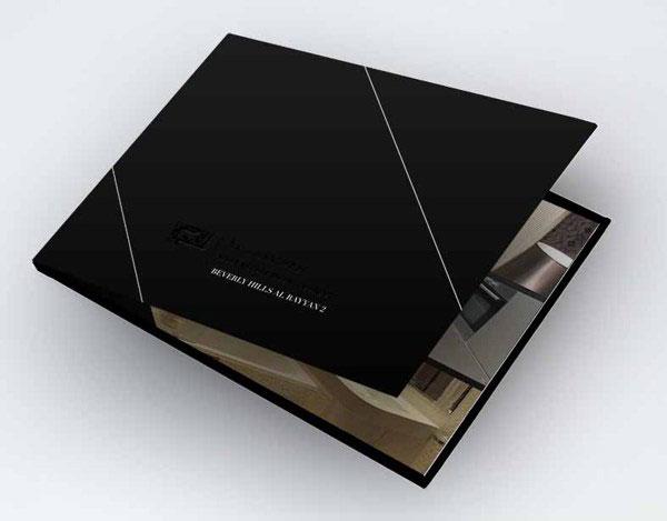 济南画册设计分享现代风格画册设计-1