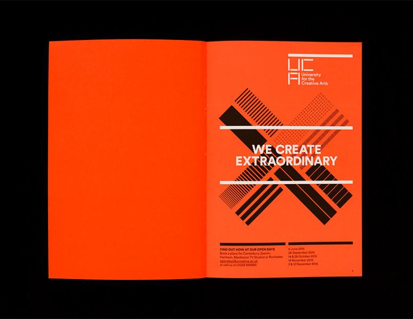 大学设计画册设计欣赏